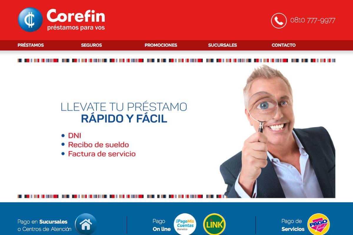 Corefin