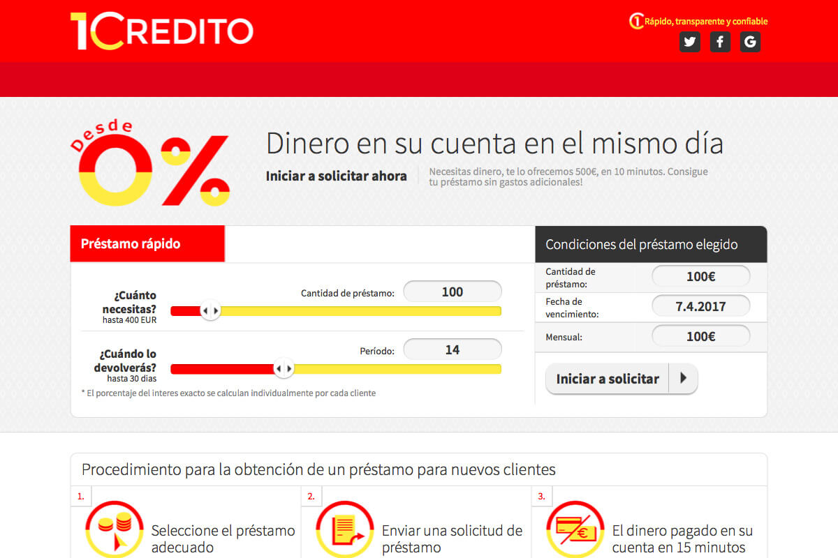 1Credito.es