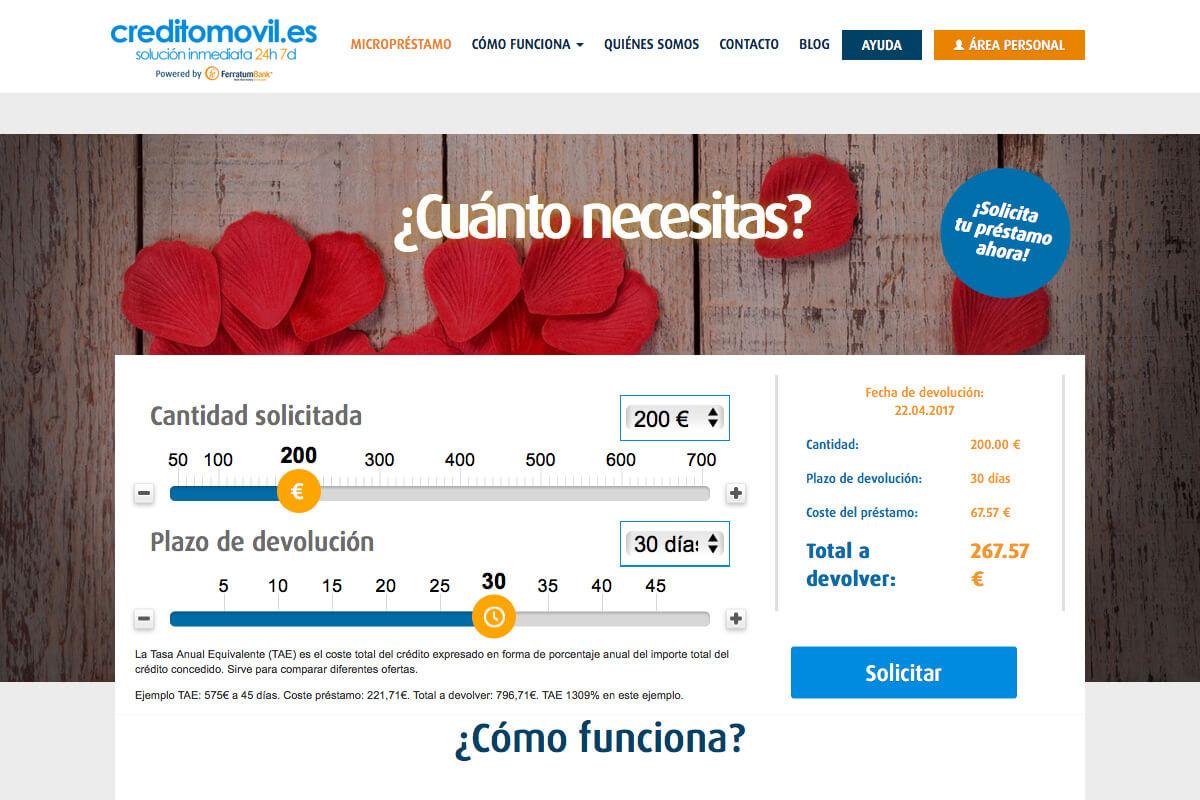 CreditoMovil.es