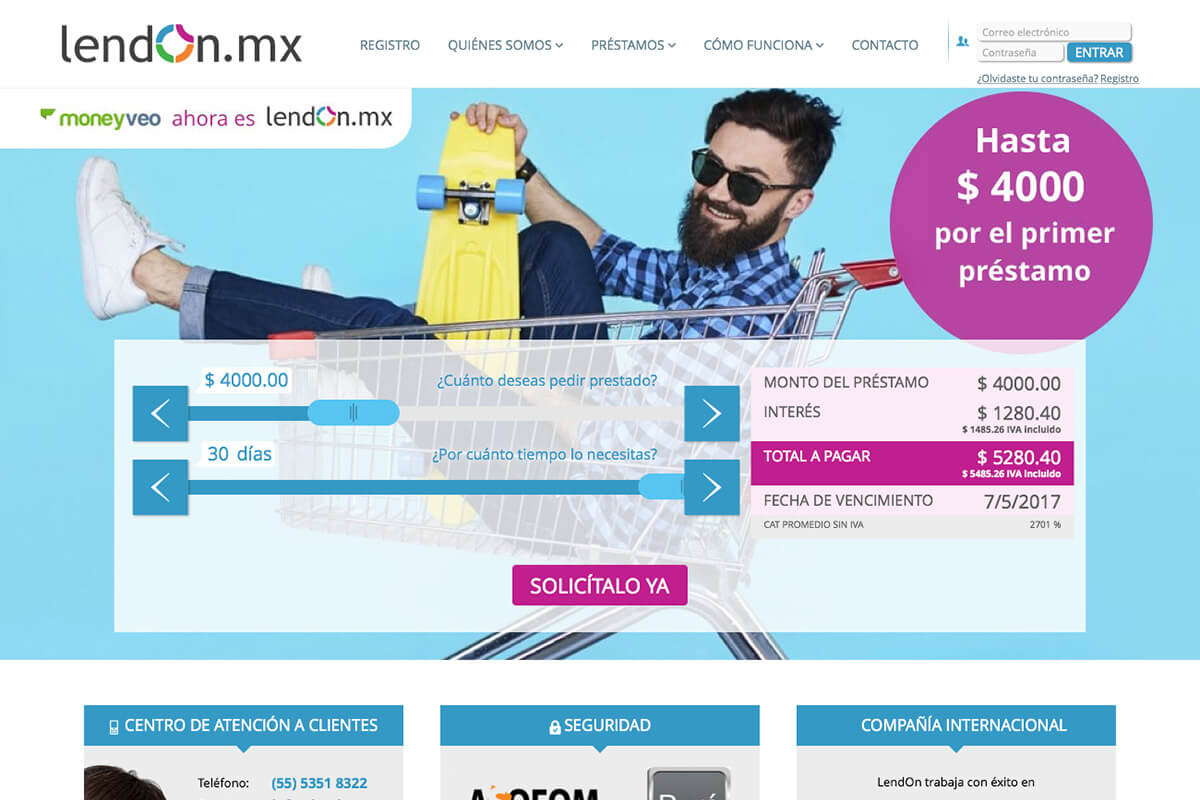 LendOn.mx
